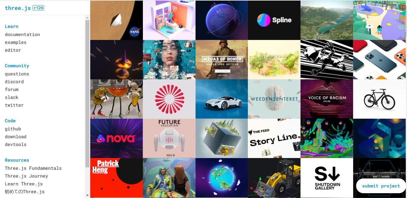 Best 3D JavaScript Libraries For Web Designers